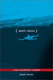 Cover of: Death claims | Joseph Hansen