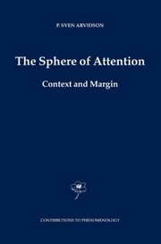 Cover of: The Sphere of Attention