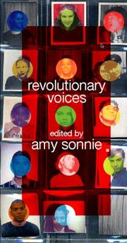 Cover of: Revolutionary Voices by Amy Sonnie