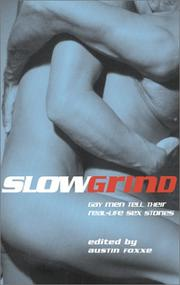Cover of: Slow Grind | Austin Foxxe
