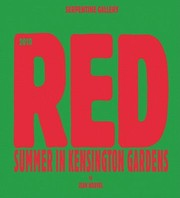 Cover of: Red Summer in Kensington Gardens