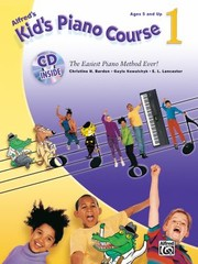 Cover of: Kids Piano Course 1