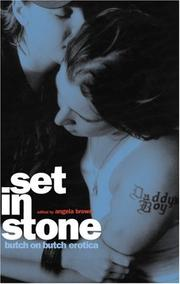 Cover of: Set in stone |