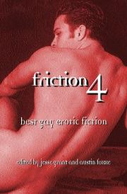 Cover of: Friction 4 |