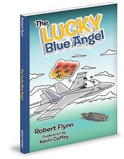 Cover of: The Lucky Blue Angel