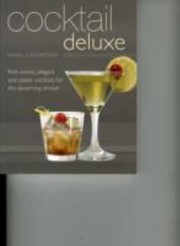 Cover of: Cocktail Deluxe