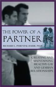 Cover of: The Power of a Partner
