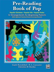 Cover of: PreReading Book of Pop