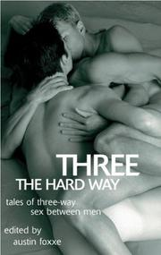 Cover of: Three the hard way |