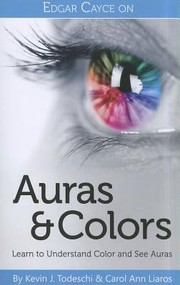 Cover of: Edgar Cayce on Auras  Colors