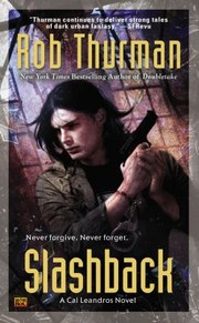 Cover of: Slashback A Cal Leandros Novel