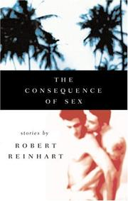 Cover of: The consequence of sex