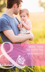 Cover of: More Than She Expected