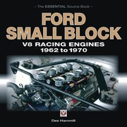 Cover of: Ford Small Block V8 Racing Engines 19621970 The Essential Source Book