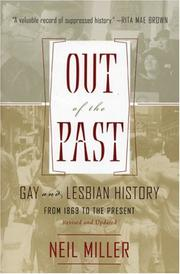 Cover of: Out of the Past | Neil Miller