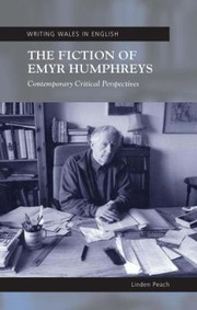 Cover of: The Fiction of Emyr Humphreys
