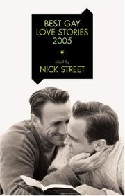 Cover of: Best gay love stories, 2005