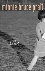 Cover of: S/He by Minnie Bruce Pratt