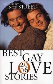 Cover of: Best Gay Love Stories 2006 (Best Gay Love Stories)