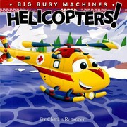 Cover of: Helicopters