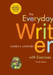 Cover of: The Everyday Writer with Exercises