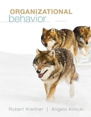 Cover of: Organizational Behavior with Connect Plus