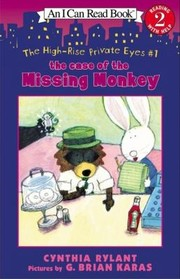 Cover of: The Case Of The Missing Monkey
