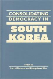 Consolidating Democracy in South Korea by