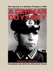 Cover of: GERMAN ODYSSEY