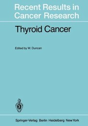Cover of: Thyroid Cancer