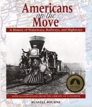 Cover of: Americans on the move