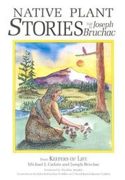 Cover of: Native plant stories | Joseph Bruchac