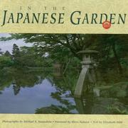 Cover of: In the Japanese garden