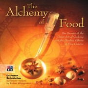 Cover of: The Alchemy Of Food