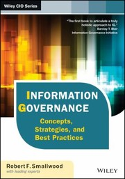 Cover of: Information Governance