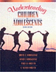 Cover of: Understanding Children and Adolescents With