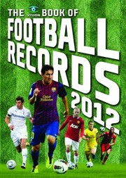 Cover of: The Vision Book Of Football Records 2012