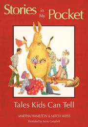 Cover of: Stories in My Pocket: Tales Kids Can Tell