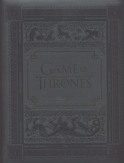 Cover of: Inside Hbos Game Of Thrones