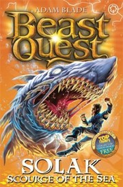 Cover of: Solak Scourge of the Sea