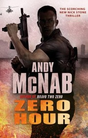 Cover of: Zero Hour Andy McNab