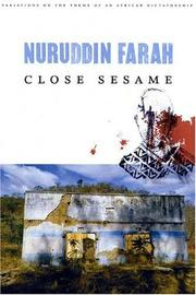 Cover of: Close Sesame