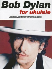 Cover of: Bob Dylan for Ukulele