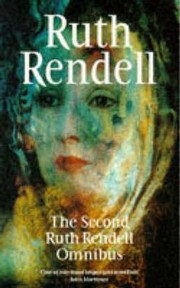Cover of: The Second Ruth Rendell Omnibus