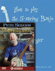 Cover of: How to Play 5String Banjo With DVD
