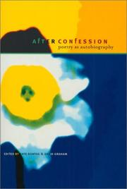 Cover of: After Confession |