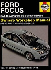 Cover of: Ford Focus Petrol Service and Repair Manual