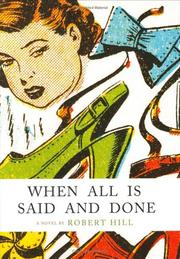 Cover of: When All Is Said and Done