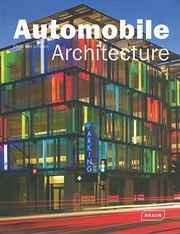 Cover of: Automobile Architecture