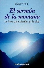 Cover of: El Sermon de la Montana  The Sermon of the Mount